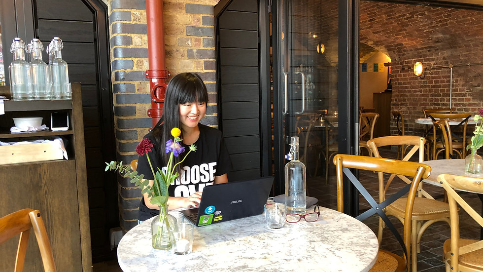 1 Hour  Remote Career Mentoring Sessions with Becky Wong