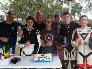 Quarterley Racing: On Track Development Tests at Jennings