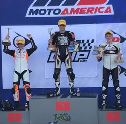 Winning Sweep for 1/4LEY Racing OTD