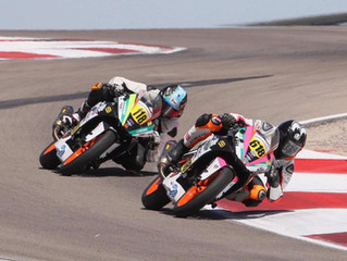 Quarterley Racing On Track Development continues to place riders on the podium in round 4 of the KTM