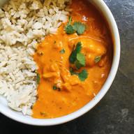Butter cauliflower curry