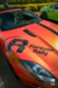 ForeverRally Car Rally European Rally