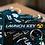 "Thumbnail: Forever Rally ""Launch Key"" Key Ring"