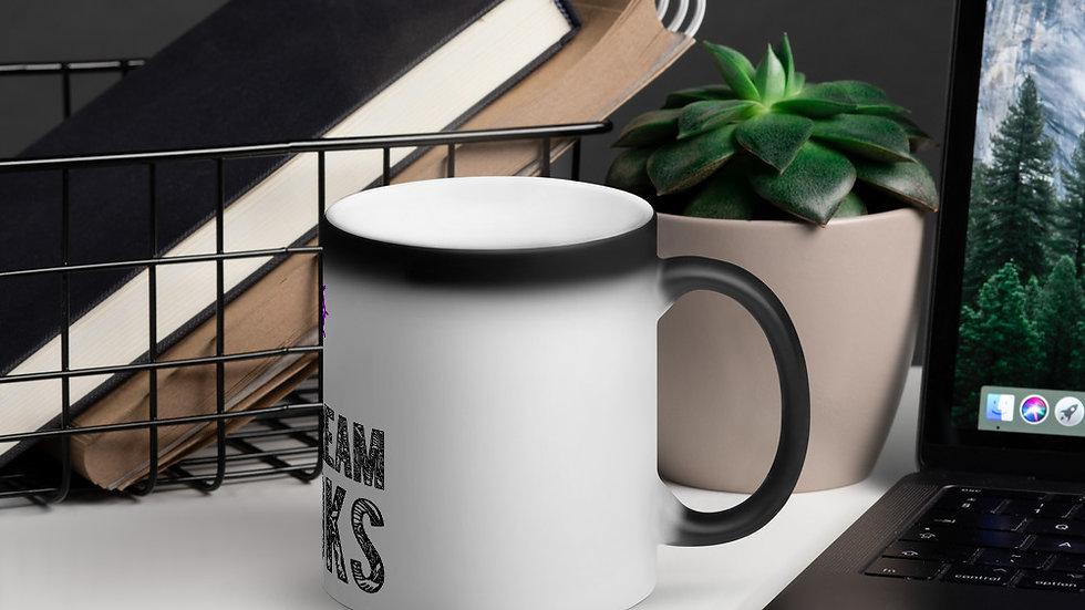 Big Dream Books Black Magic Mug