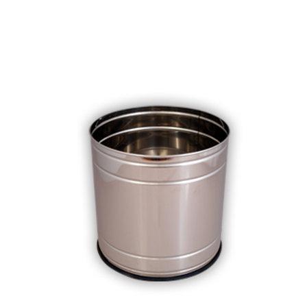 12 Litre Tidy Bin (stainless steel)