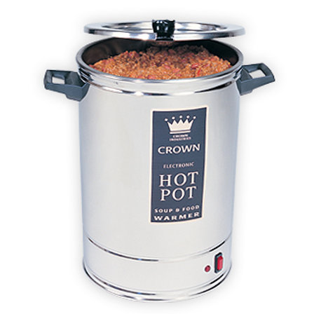 Hot Pot 7 Litre Stainless Steel