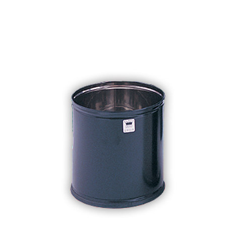 12 Litre Tidy Bin (stainless steel with powder coated finish)