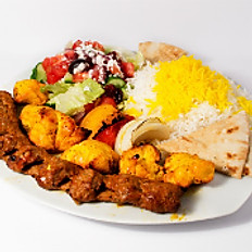 Kabob Catering for 10-12 People
