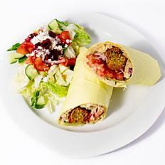 #25 - Falafel Wrap