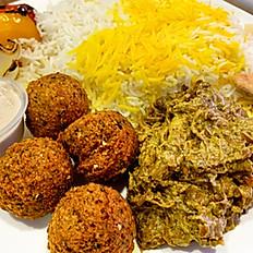 #21 - Vegetarian Plate