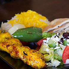 Family Meal - Boneless Chicken Kabob