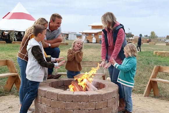 Lowe Family Farmstead Fire Pit