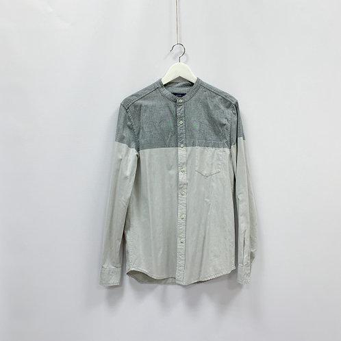 Рубашка TopMan 2ух оттенков серого