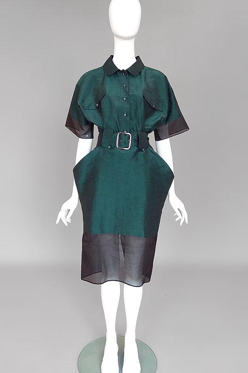 Платье из тафты LaRoom