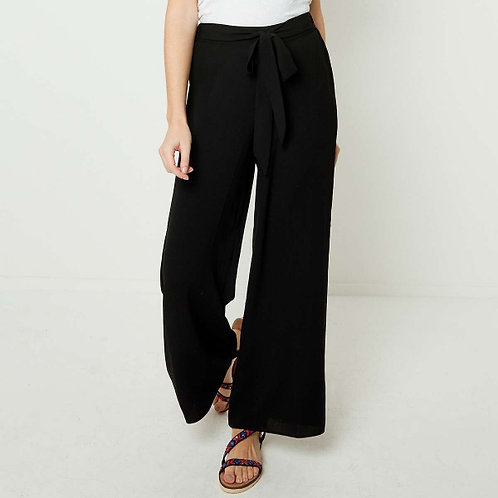 COS брюки широкие (Черный)