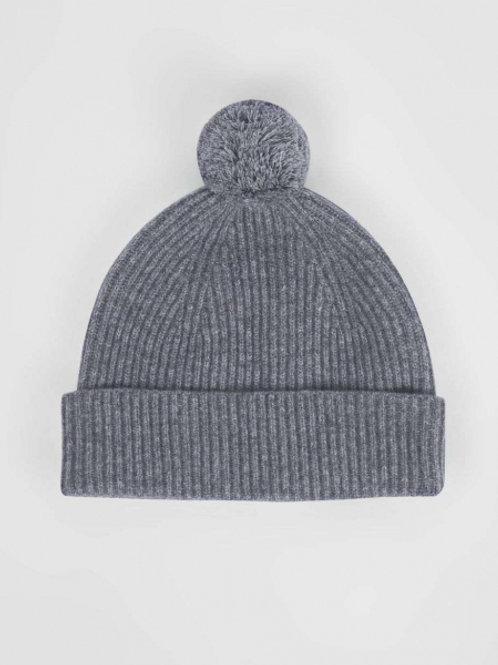 12STOREEZ Шерстяная шапка с помпоном