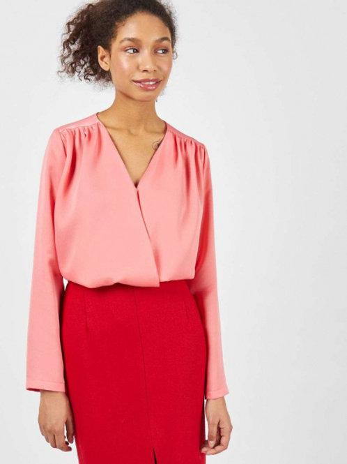12STOREEZ Блуза розовая