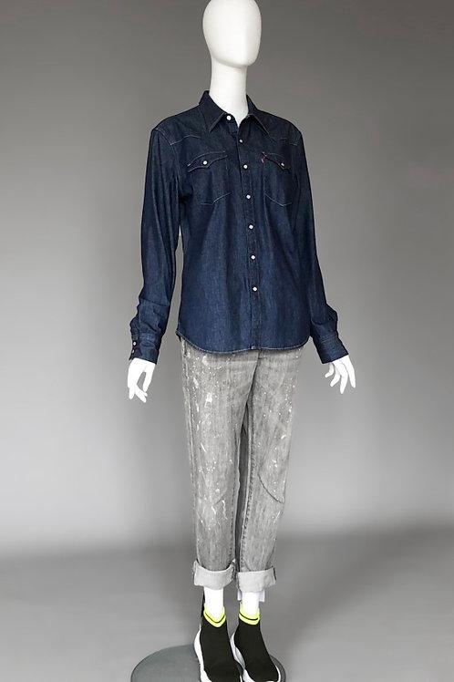 Рубашка джинсовая Levi's