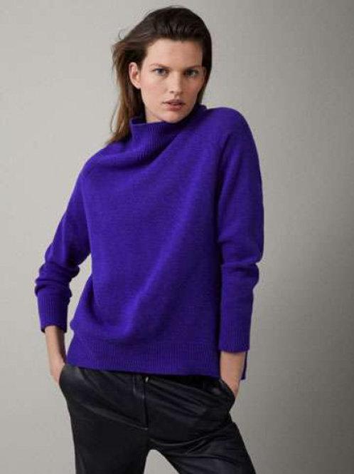 Massimo Dutti свитер (фиолетовый)