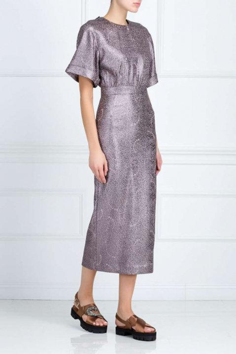 Alena Akhmadullina платье с принтом