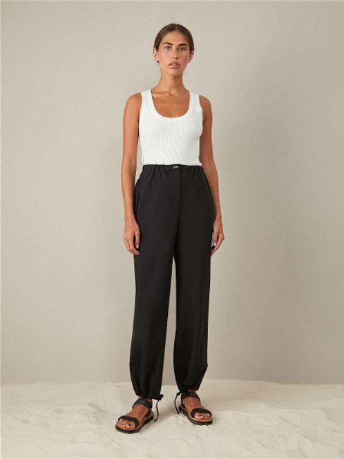 12STOREEZ брюки с с застежкой на молнию (Черный)