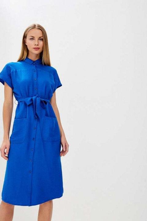Akhmadullina Dreams платье рубашка (синий)