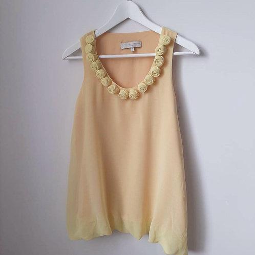 Блуза шелковая Stella McCartney