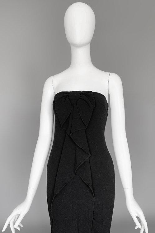 Платье-бюстье Maje