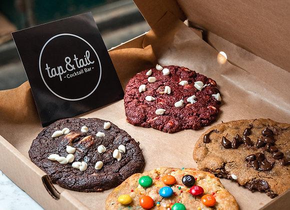 מבצע לחובבי עוגיות - 10 עוגיות