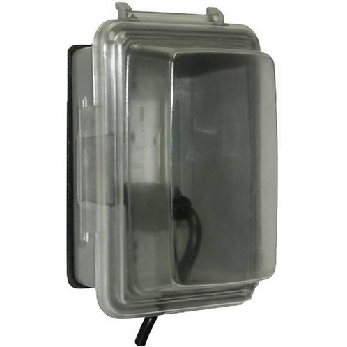 Morris While-In-Use Weatherproof Covers 1 Gang (clear)