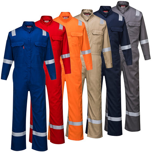Portwest Bizflame 88/12 Iona FR Coverall