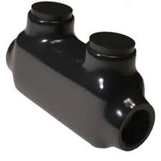 Morris Black Insulated Connector