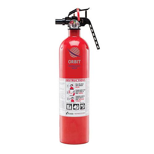 Kidde Fire Extinguisher Disposable