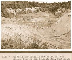 Klebesangewinnung 1969 (Nordteil)