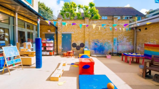 Step By Step Nursery Wapping