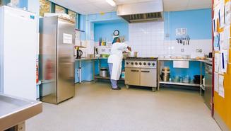 On-Site Kitchen