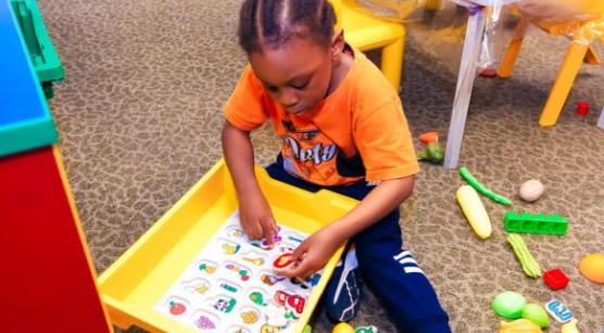 Daily Nursery Activities
