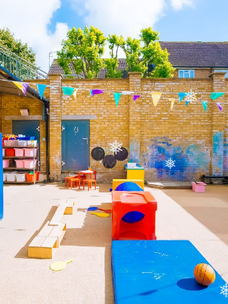 WAPPING PRIMARY OUTDOOR PLAY AREAN