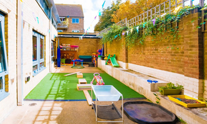 Baby & Infant Outdoor Play Area