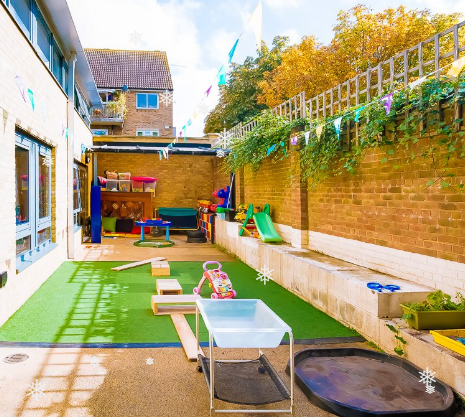 WAPPING BABY & INFANT OUTDOOR PLAY AREA