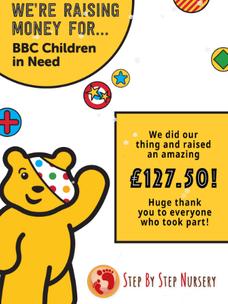 BBC'S CHILDREN IN NEED 2017