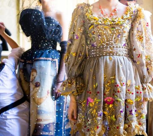 Dolce&Gabbana Alta Moda Alta Sartoria Pa