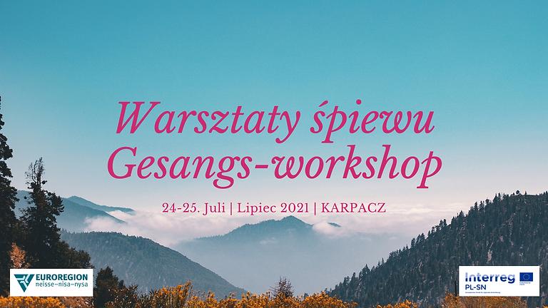 Gesangs-Workshop | Warsztaty śpiewu