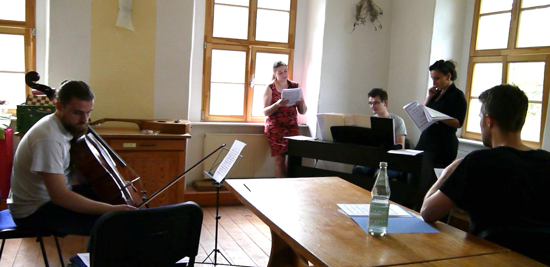 Workshop in Hochkirch