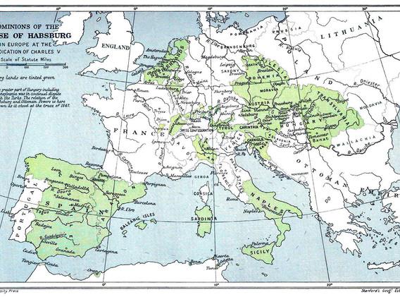 Habsburger um 1547