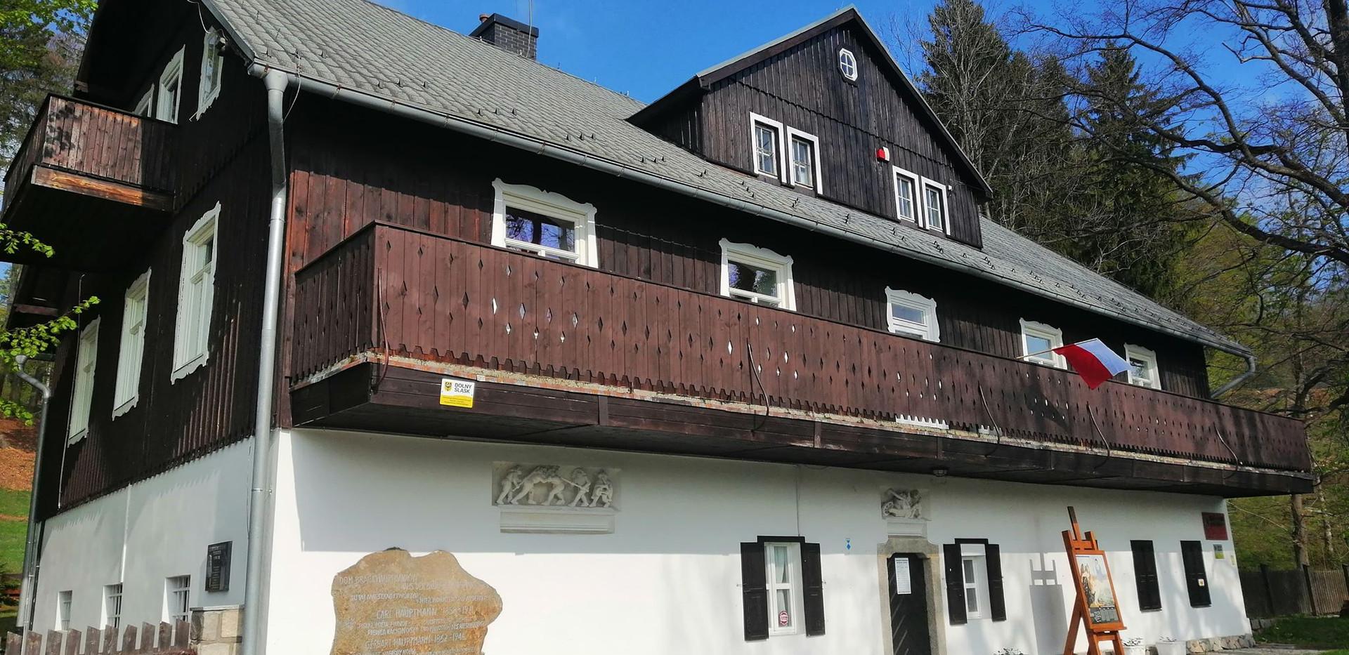 Carl-Hauptmann-Haus