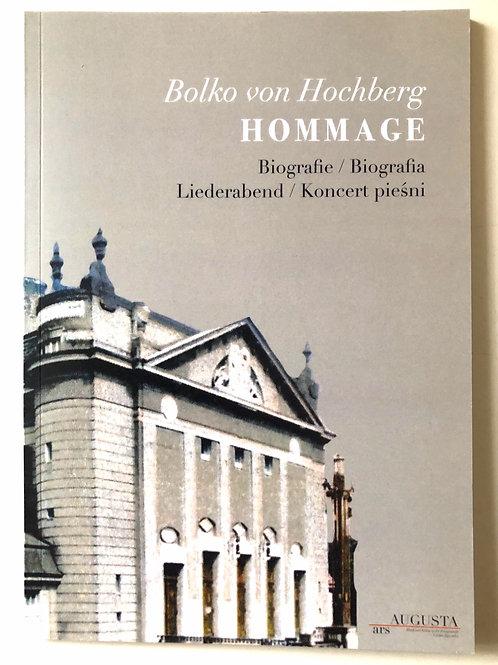 Bolko von Hochberg I Hommage und CD