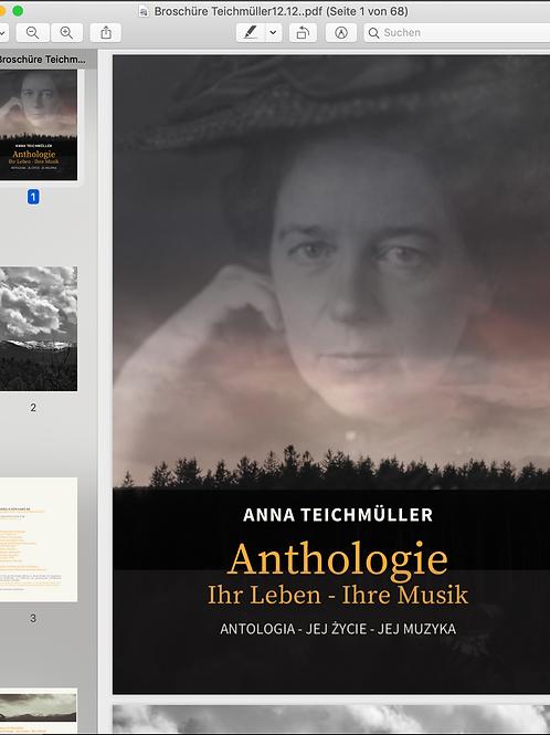 Anna Teichmüller I Anthologie
