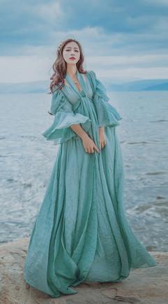 Kleid aus China