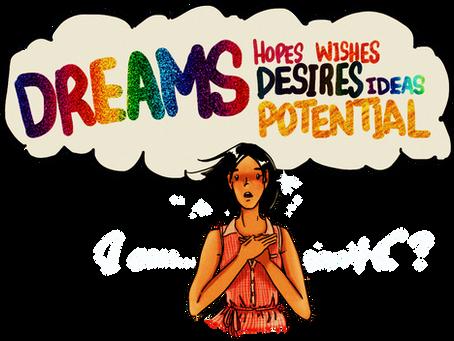 """""""Var. on Endless Handbag"""" pt. 2: Dreams"""